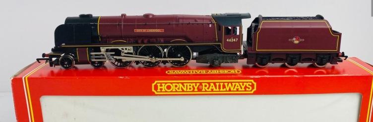 New Hornby